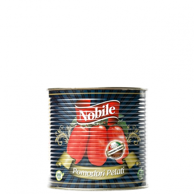 Whole peeled tomatoes 2550g